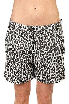 Шорты классические женские Colour Wear Whiff Shorts Grey Melange Leo
