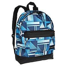 Рюкзак городской Quiksilver Everyday Poster Blue Miror