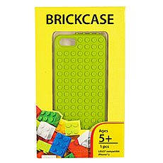 Чехол для iPhone 5 Smallworks Brickphone5 Lime