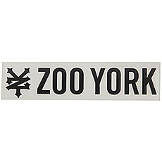 Наклейки Zoo York Pop Black