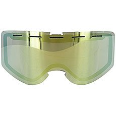 Линза для маски Ashbury Warlock Lens Gold Mirror