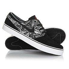 Кеды низкие Nike Zoom Stefan Janoski Real Black