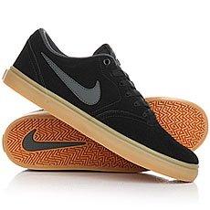 Кеды низкие Nike Sb Check Solar Black