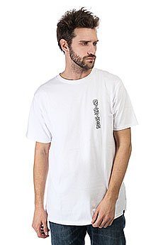 Футболка Quiksilver Shattered White