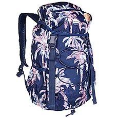 Рюкзак туристический женский Roxy Dreamers Blue Dephts Washed