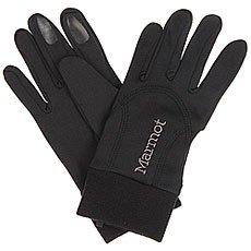 Перчатки женские Marmot Power Stretch Glove Black