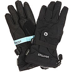 Перчатки сноубордические Marmot Randonnee Glove Real Black
