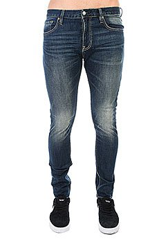 Джинсы узкие DC Skinny Washed Medium Stone