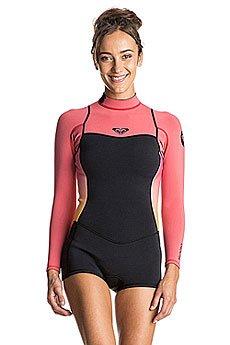 Гидрокостюм (Комбинезон) женский Roxy 22synlslspgbc Paradise Pink