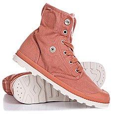 Ботинки высокие женские Palladium Baggy Low Lp Tw Bruschetta/Cement Grey
