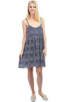 Платье женское Roxy Retrogold Blue Depths Olmeque