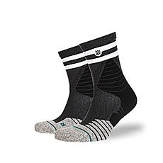 Носки средние Stance Basketball Performance Game Time Black
