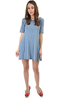 Платье женский Billabong Essential Dress Costa Blue