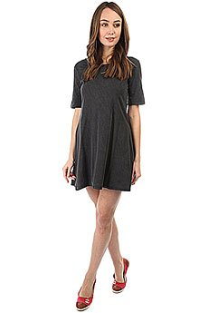 Платье женское Billabong Essential Dress Black