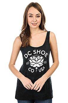 Майка женская DC Shoes Crystal Flower Black