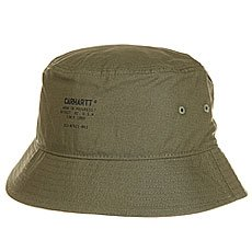 Панама Carhartt WIP Wip Camp Bucket Hat Rover Green/Black