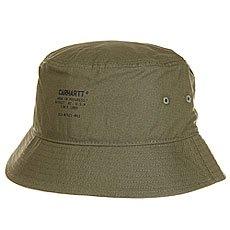 Панама Carhartt WIP Wip Camp Bucket Hat Rover Green/Black