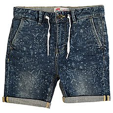Шорты джинсовые детские Quiksilver Bloofielshtawyt Medium Blue