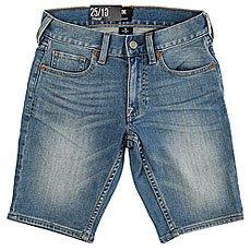Шорты джинсовые детские DC Shoes Washed Straight Medium Indigo Bleach