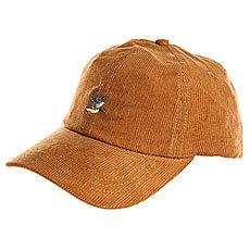 Бейсболка классическая Запорожец Corduory Cap Brown
