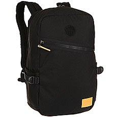 Рюкзак городской Nixon Scout Backpack Black/Yellow