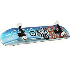 Скейтборд в сборе Quiksilver Budster Multi 30.5 x 7.8 (20 см)