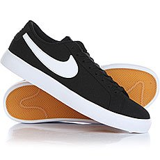 Кеды низкие Nike Sb Blazer Vapor TXT Black/White