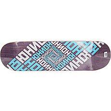 Дека для скейтборда Юнион Skateboard Team Violet 32.2 x 8.5 (21.6 см)