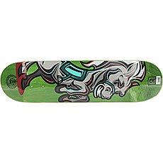 Дека для скейтборда Юнион Horse Green 31.5 x 8 (20.3 см)