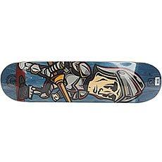 Дека для скейтборда Юнион George Blue 31.75 x 7.875 (20 см)