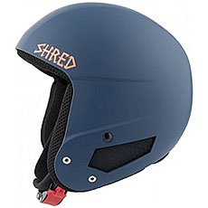Шлем для сноуборда Shred Mega Brain Bucket Grab Navy Blue
