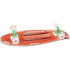 Скейт мини круизер Пластборд Juice Red 7.25 x 27 (68.5 см)