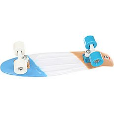 Скейт мини круизер Пластборд Stand Multi 6 x 22.5 (57.2 см)