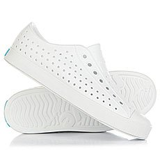 Кеды низкие Native Jefferson Shell White/Shell White