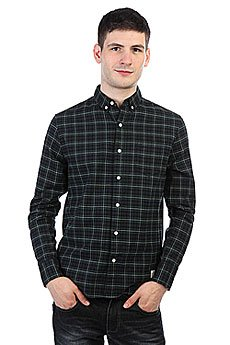 Рубашка в клетку Penfield Hanover Check Shirt Navy
