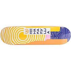 Дека для скейтборда Юнион Какуша Yellow 31.5 x 8.125 (20.6 см)