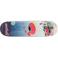 Дека для скейтборда Юнион ЮFO Multi 31.75 x 8.25 (21 см)