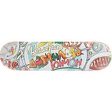 Дека для скейтборда Юнион Dodonadze Multi 32 x 8.25 (21 см)