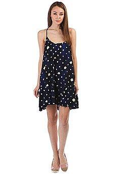Платье женское Billabong Coconut Dress Deep Sea Black
