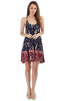 Платье женское Billabong Coconut Dress Starry Night