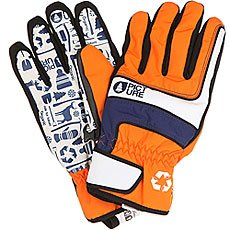 Перчатки сноубордические Picture Organic Gloom Orange