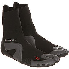 Гидроботинки Rip Curl Dawn Patroll 3mm Boot - Split Toe Black