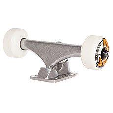 Подвеска для скейтборда 1шт. Oj & Bullet Logo 1t/2w/4b Assembly Silver 5.25 (20.3 см)