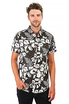 Рубашка Billabong All Day Floral Asphalt