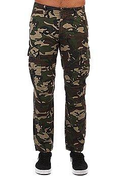 Штаны прямые Dickies Edwardsport Camouflage