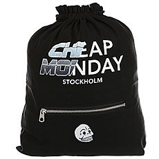 Мешок Cheap Monday Rapid Gym Bag Future Black