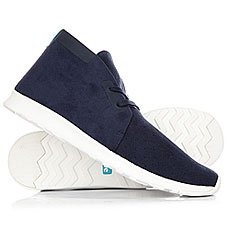 Ботинки высокие Native Apollo Chukka Regatta Blue