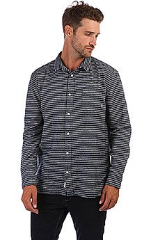 Рубашка утепленная Quiksilver Crossed Tide Real Denim Crossed