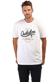 Футболка Quiksilver Ssclateseatales White