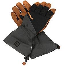 Перчатки Dakine Rover Glove Charcoal/Orange